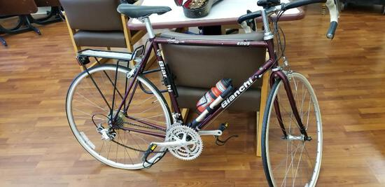 Men's Bianchi Bike EROS