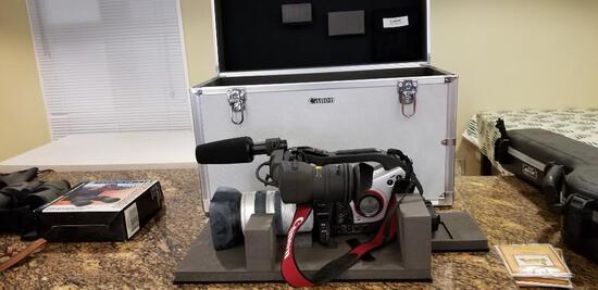 Canon XL2 Camera