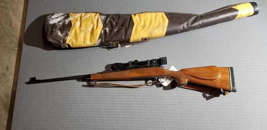 Remington Model 700 RIFLE w/Scope