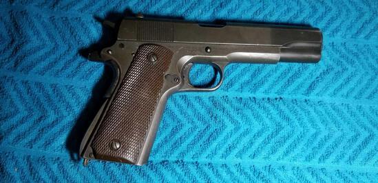 US Army Colt M 1911 Hand Gun