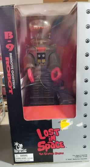 LOST IN SPACE Remote Robot