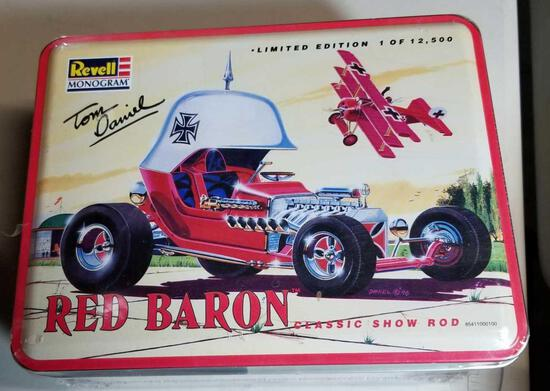 RED BARRON Classic Show Rod