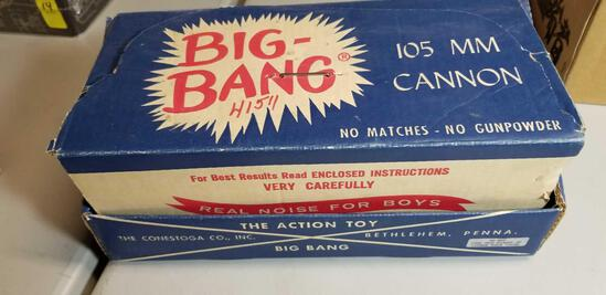 BIG BANG 105 mm