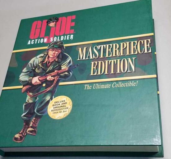 GI JOE Action Soldier Deluxe