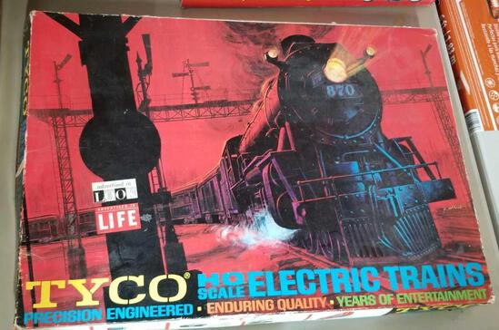 TYCO HO Electric Trains