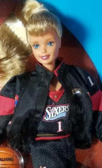 NBA Barbie