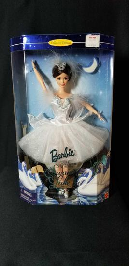BARBIE as the Swan Queen