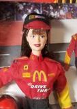 NASCAR Barbie