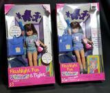 2 - Whitney and Piglet Dolls