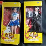 Sailor Moon Deluxe Adventure Dolls