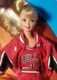 NBA Barbie