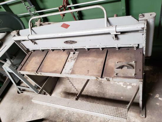 C.F. Bulotti Dreis Steel Squaring Sheer Style B52
