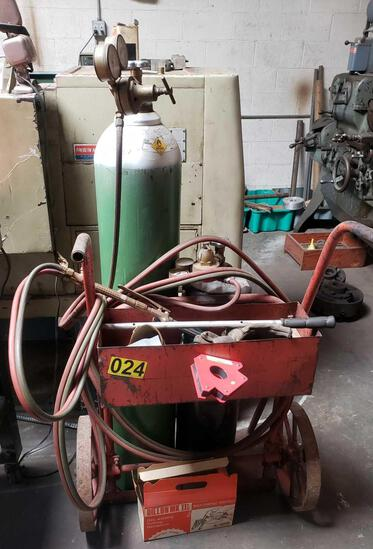 Oxy-Acetyline Torch Kit