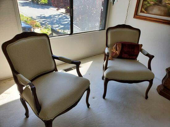 2 Living Room Side Chairs