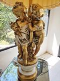 Roman Children Lamp