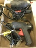 Drill Master orbital hand sander & Hot Glue Gun (lot 4)