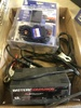 New Battery Float Charger & Used Champion Battery Charger (lot 4)
