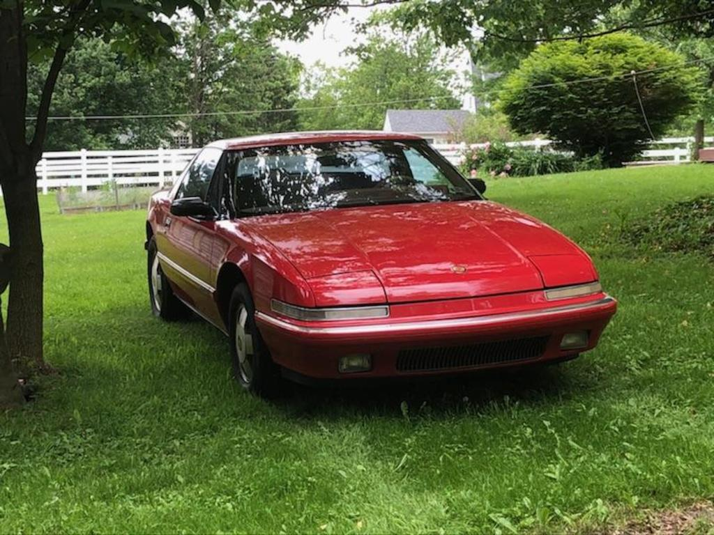 1989 BUICK REATTA CAR & VINTAGE AUTO PARTS AUCTION