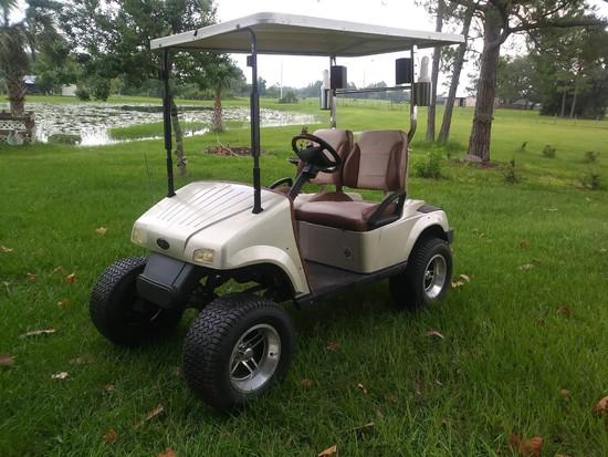 07' Fairplay Golf Cart
