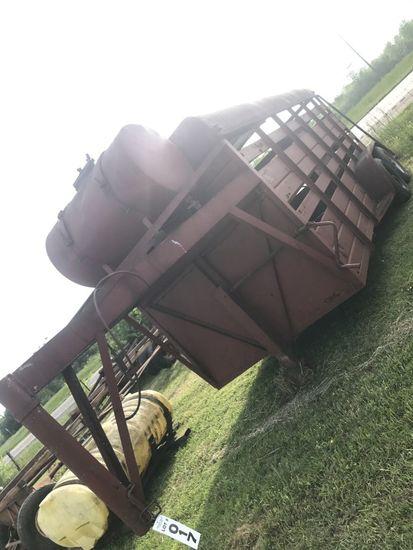 16ft horse trailer