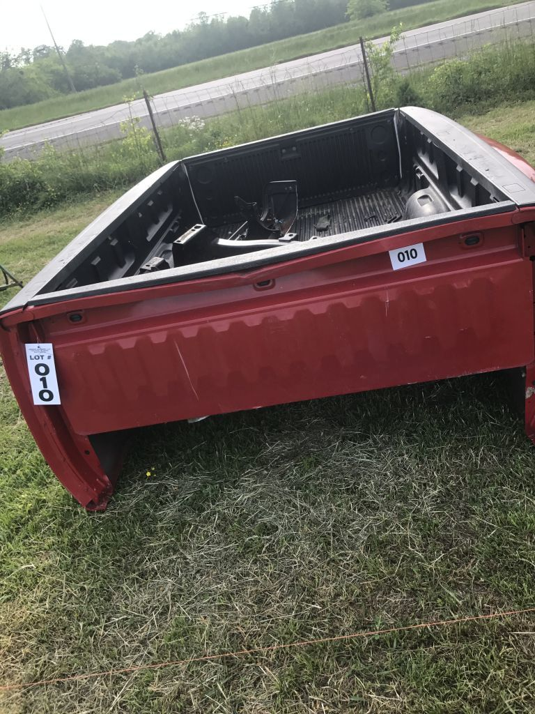 Chevrolet Dually Truck Bed