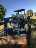 Ford 7810 Tractor w/ Loader