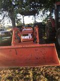 Kubota MX5000 Tractor