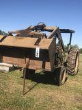 John Deere 2020 Tractor