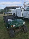 Cushman Commander Golf Cart