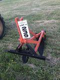 2 Row plow