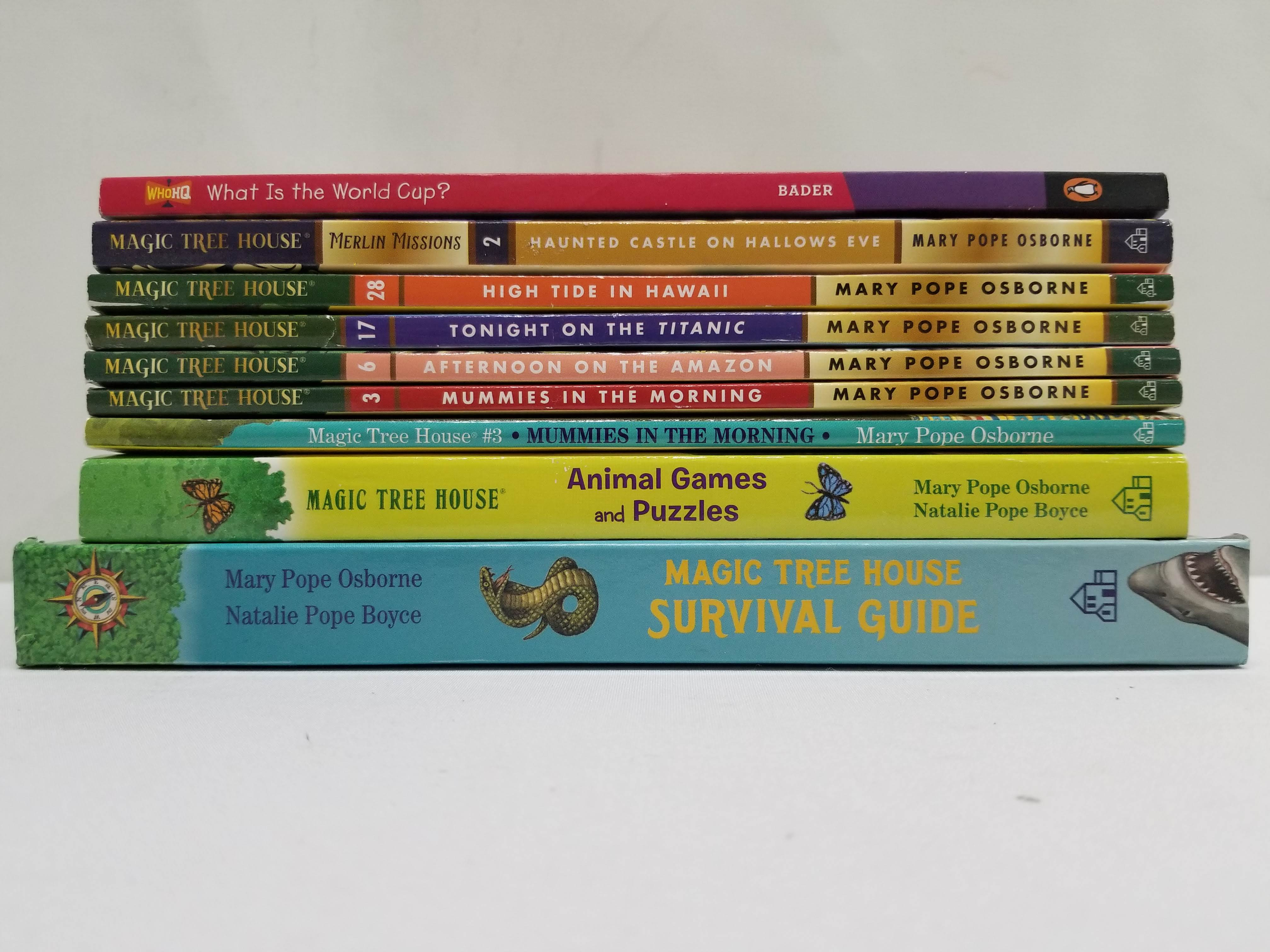 9 Childrens Books By Bader And Osborne World Cup Magic