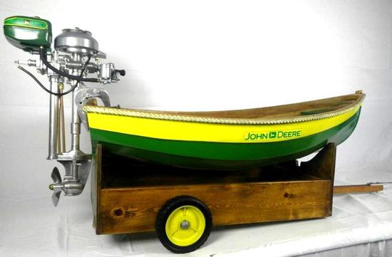 John Deere Boat