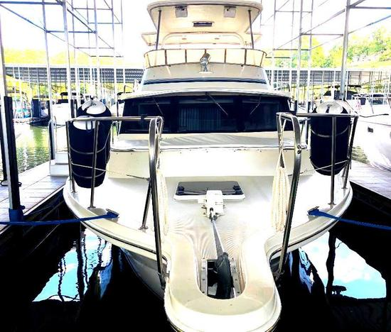 1989 Blue Water Yacht Coastal 42 CR