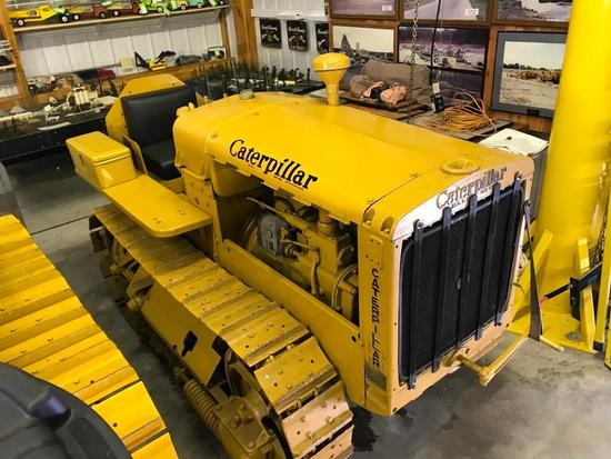 Antique Caterpillar Crawler Twenty-Two