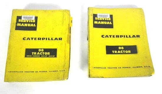 D8 Cat Service Manual