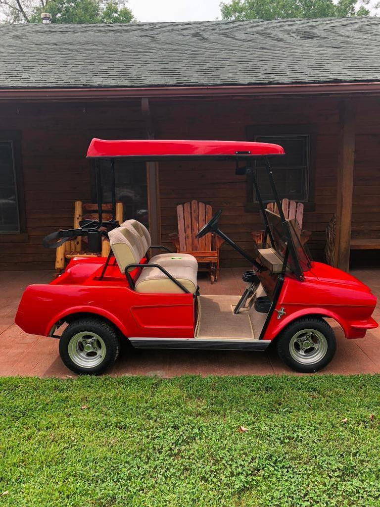 "Electric Golf Cart ""Ford ... Auctions Online 