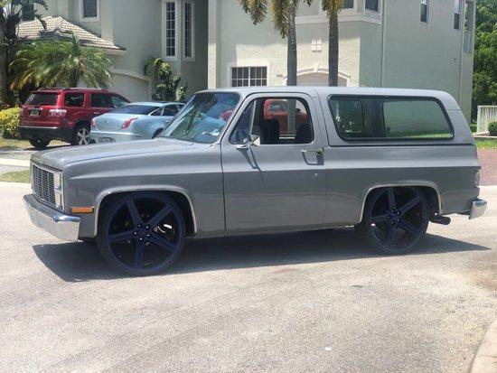 1980 Chevrolet Blazer Sport Utility