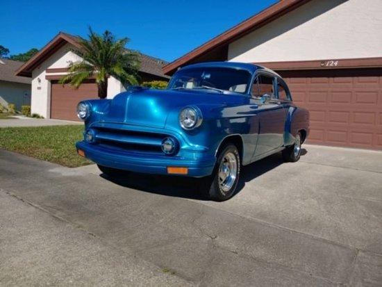 1953 Chevrolet Custom Coupe