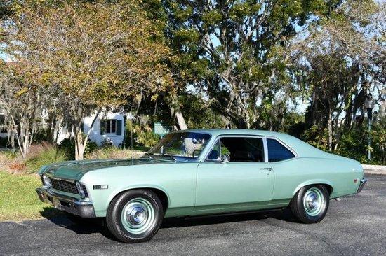 1968 Chevrolet Nova SS L-79 Coupe