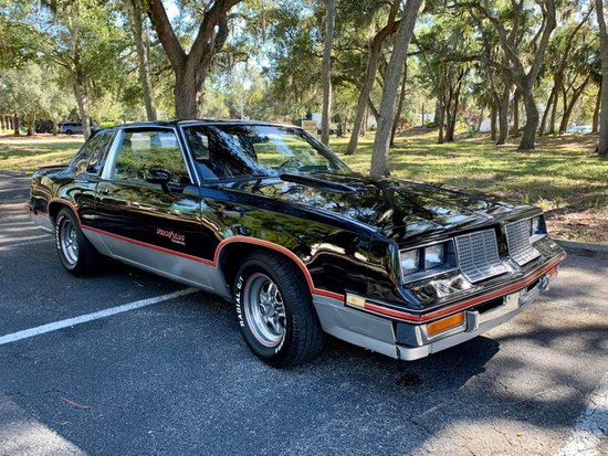 1983 Oldsmobile Hurst/Olds Coupe