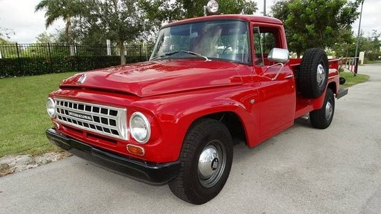 1964 International 1200 3/4 Ton Pickup