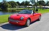 2003 Ford Thunderbird Convertible
