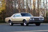 1967 Oldsmobile Cutlass 442 Hardtop