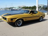 1972 Ford Mach 1 Fastback