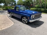 1977 GMC C10 Stepside Pickup
