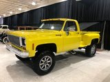 1973 Chevrolet K-10 4x4 Short Bed Stepside Pickup