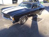 1971 Chevrolet Chevelle SS Tribute