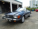 1984 Mercedes-Benz 380SL Roadster