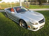 2009 Mercedes-Benz SL63 AMG Hard Top Convertible