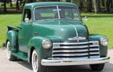 1948 Chevrolet 3100 5-Window Pickup